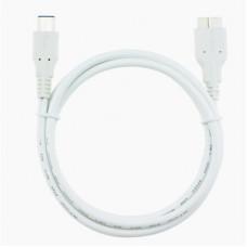 環保包裝USB3.1Type-C轉Micro-B充電線轉接線(顏色隨機) J-14610