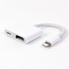 環保包裝lightning轉HDMI高清線適用蘋果手機轉HDMI轉換器手機同屏器 J-14262
