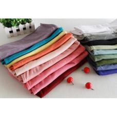 純色棉質無袖吊帶小背心打底衫修身磨毛吊帶衫(紫色)-(測試商品)-(請勿下單) J-13037