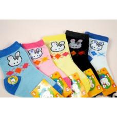 可愛促銷童襪(此款無止滑)(小童) J-12347