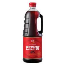 濃醬油1.8公升 J-14514