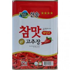 辣椒醬(新松) 營業用 J-14511