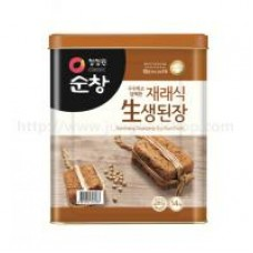 味噌醬(순창) 每桶14公斤 J-14517
