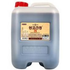 蒙古醬油每桶13公升 J-14539