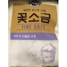 胡椒粉백설 꽃소금 200g/ 소금 J-14543