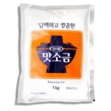 味鹽每包1公斤맛소금 J-14544