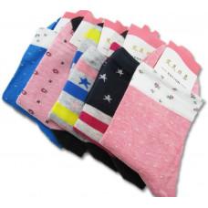 多款式女棉襪子 J-11780