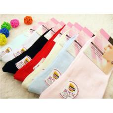 純棉薄款女襪 J-11828
