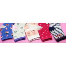 可愛卡通純棉童襪 J-12079