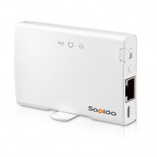SAPIDO BRB73n 3.75G 可插SIM卡行動無線分享器 J-12691