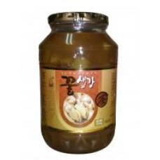 生薑茶 每罐1公斤 全新 G-1498