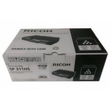 Ricoh 407247(SP311HS) 黑色碳粉匣(原廠) 全新 G-3452