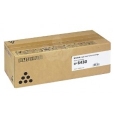 RICOH S-6430 / SP 6430 原廠黑色碳粉匣(原廠) 全新 G-3453