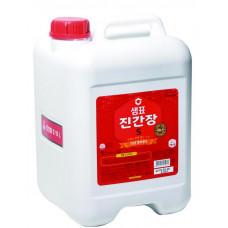 膳府濃醬油 每桶15公升 全新 G-4160