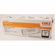 OKI 43324412 黑色碳粉匣(副廠) 全新 G-4353