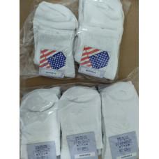 品名: 平價休閒襪學生襪(白) J-12213 全新 G-4384