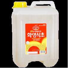 CHEFONE華英醋청정원쉐프원화영식초15kg 全新 G-4792