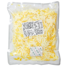 低溫配送_韓式專用雙色乳酪絲(冷凍)한식전용 Two Color 치즈(냉동)1kg 全新 G-4939