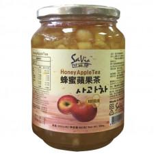 世比芽蜂蜜蘋果茶세비아-사과차1kg 全新 G-5100