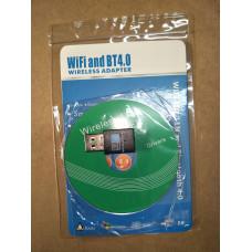散裝無包裝_品名: WIFI-150M藍牙二合一無線網卡USB WIFI接收器 RTL8723BU晶片藍牙4.0適用桌電/筆電/家庭/工作室 J-14474 全新 G-3169